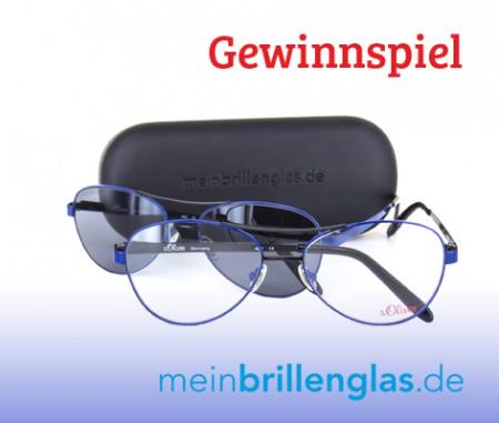 Gewinnen Sie eine Brille von meinbrillenglas.de!