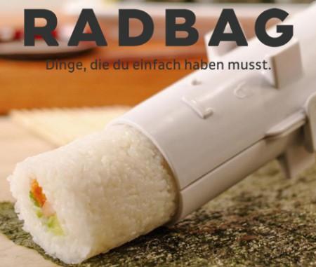 Gewinnen Sie eine innovative Sushi Bazooka!