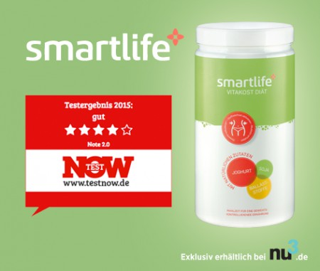 4 Sterne für smartlife!