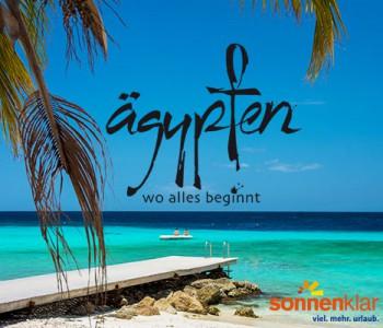 sonnenklar – Urlaub in Ägypten