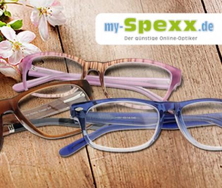 Gewinnen Sie einen Gutschein für my-Spexx!