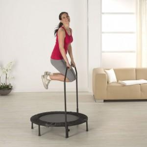 Fitness-Spaß im Wohnzimmer