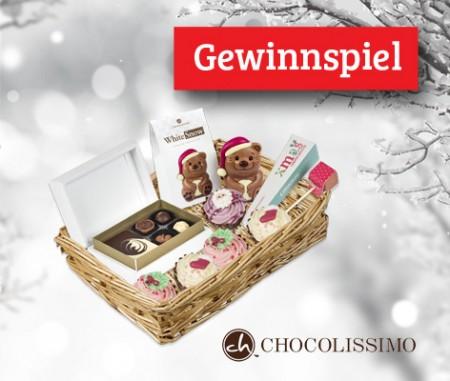 Gewinnen Sie ein Schokoladenpaket von CHOCOLISSIMO!