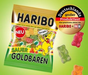 HARIBO SAUER GOLDBÄREN