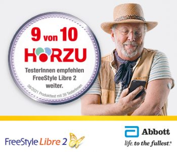 Abbott – FreeStyle Libre 2